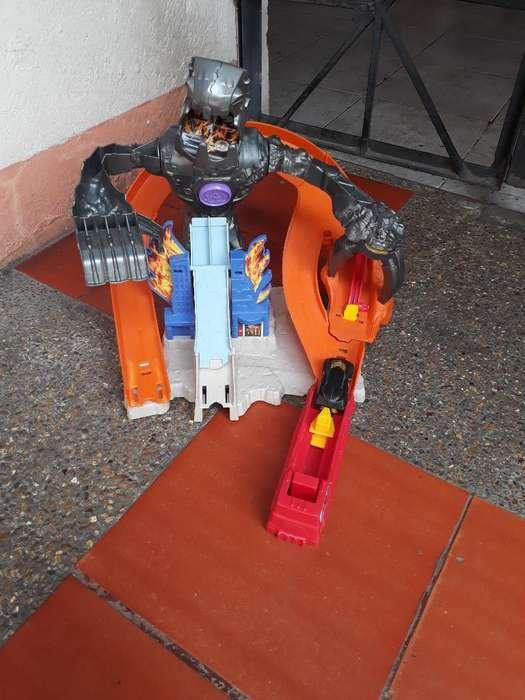 Vendo Pista de Hotwell de Robot