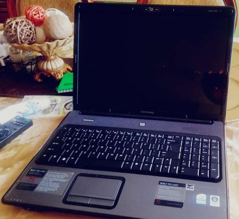 <strong>laptop</strong> Compaq 17 Pulgadas A940nr
