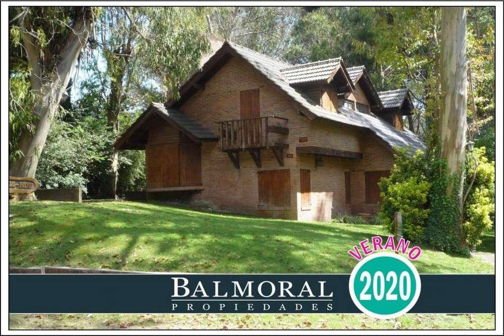 Ref: 8726 - Casa en alquiler, Pinamar: Zona Golf Viejo