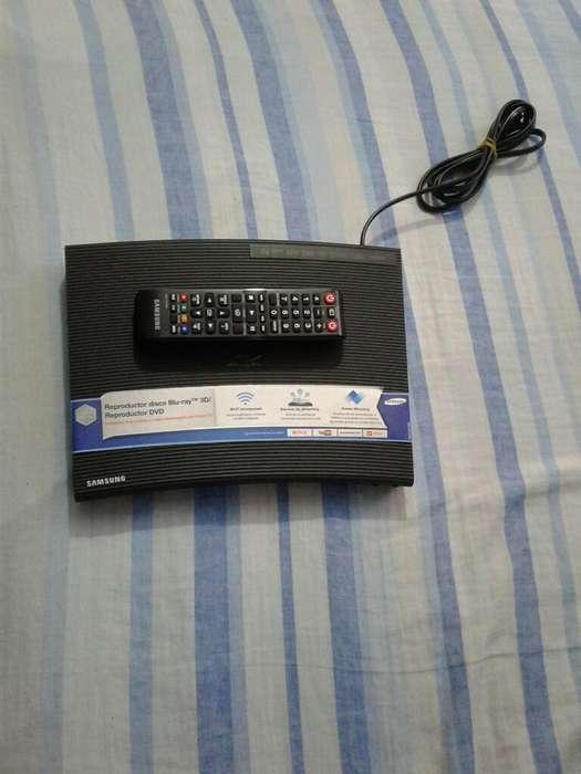 Samsung bluray bd j5900 3d y wifi como nuevo con su control original