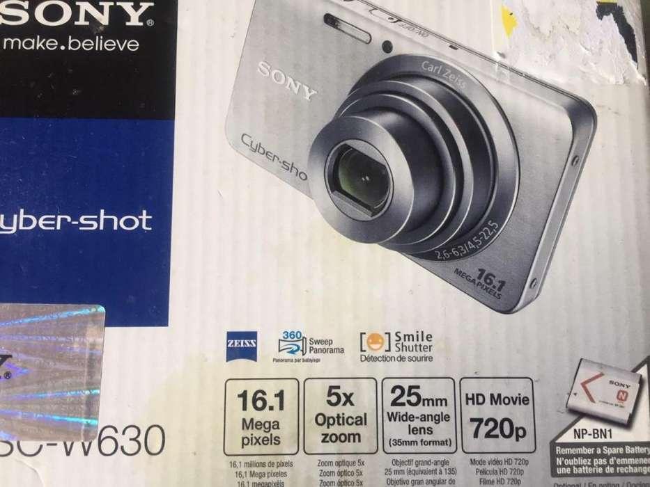 Cámara fotográfica Sony DSC-W630
