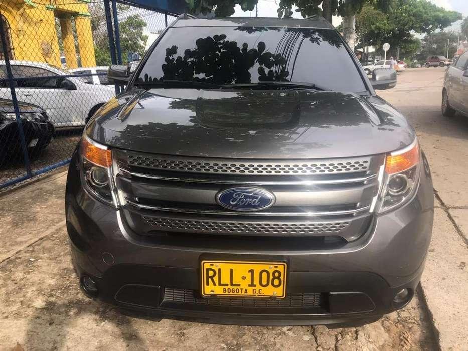 Ford Explorer 2012 - 510000 km
