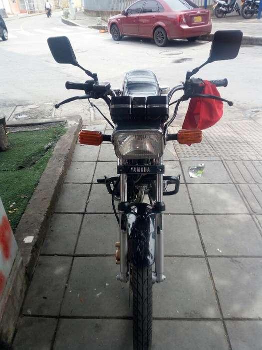 <strong>yamaha</strong> Rx 100 Montada en 115