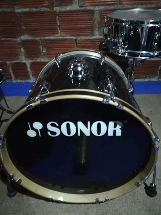 Batería Sonor Force 1003 Medidas Fusion