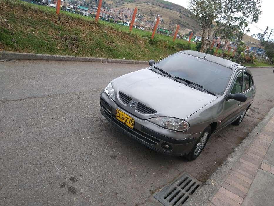Renault Megane  2004 - 134374 km
