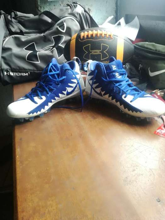 Guayos Cleats Nike Talla 8.5 Us