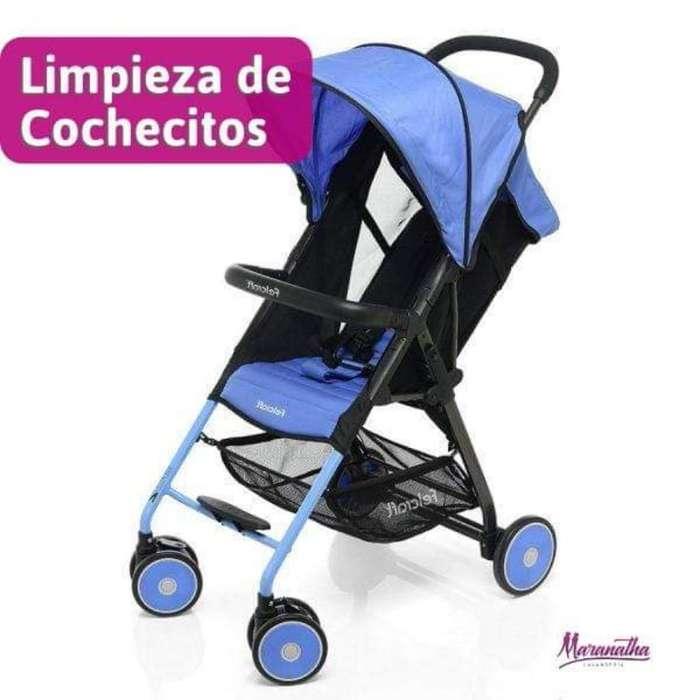 Limpieza Cochecitoscunas