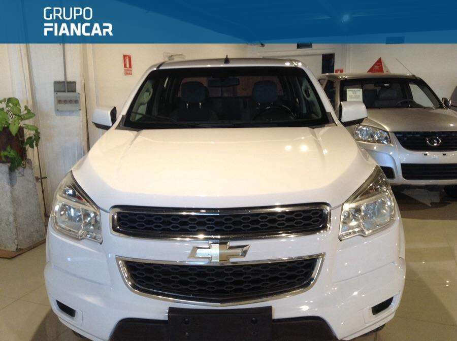 <strong>chevrolet</strong> S-10 2012 - 110362 km