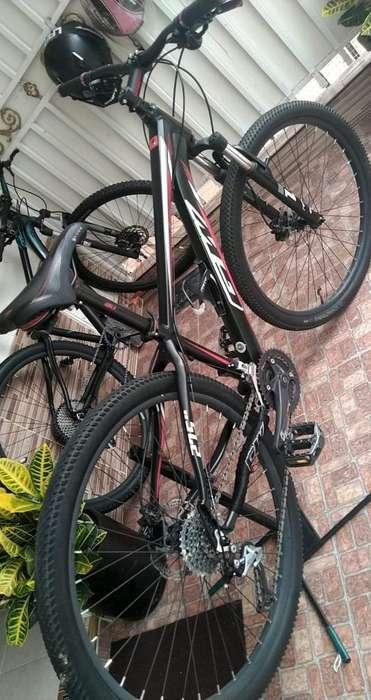 Bicicleta de Montaña 27.5 Talla 15