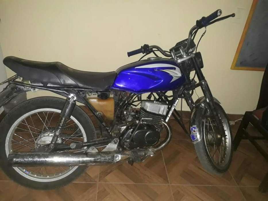 Vendo Suzuki a 100