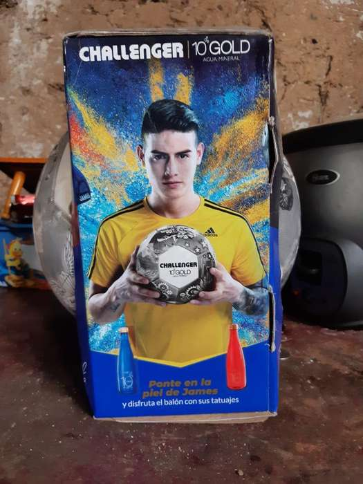 Vendo Balon Edicion James Rodriguez