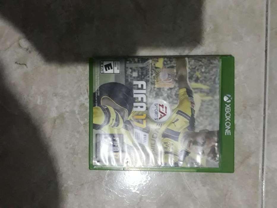 Cambio Fifa 17 Xbox One O Vendo