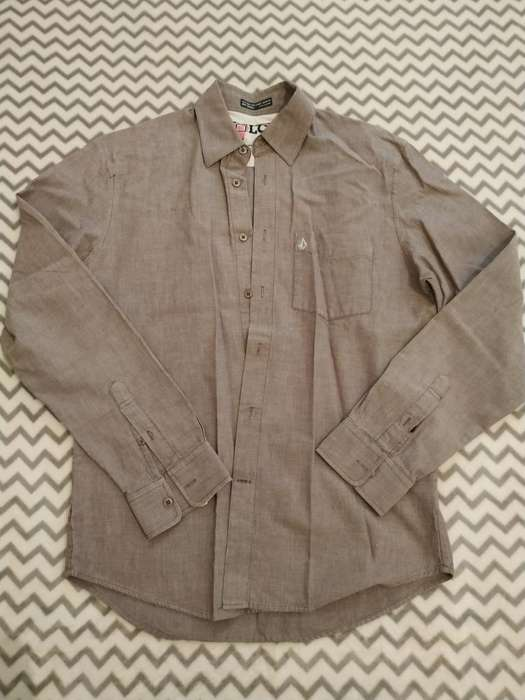 <strong>camisa</strong> Volcom Talle S