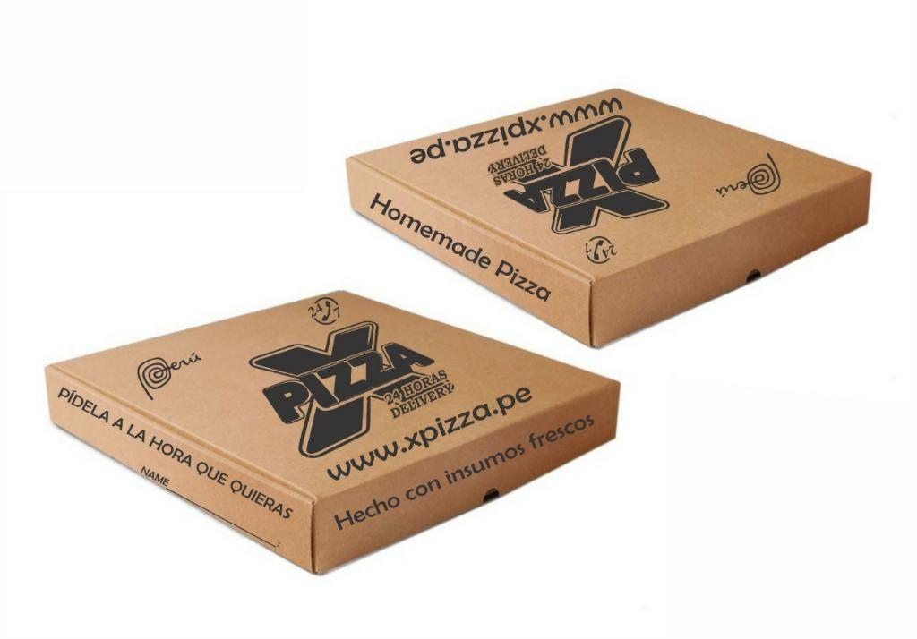 Remato Cajas de Pizza