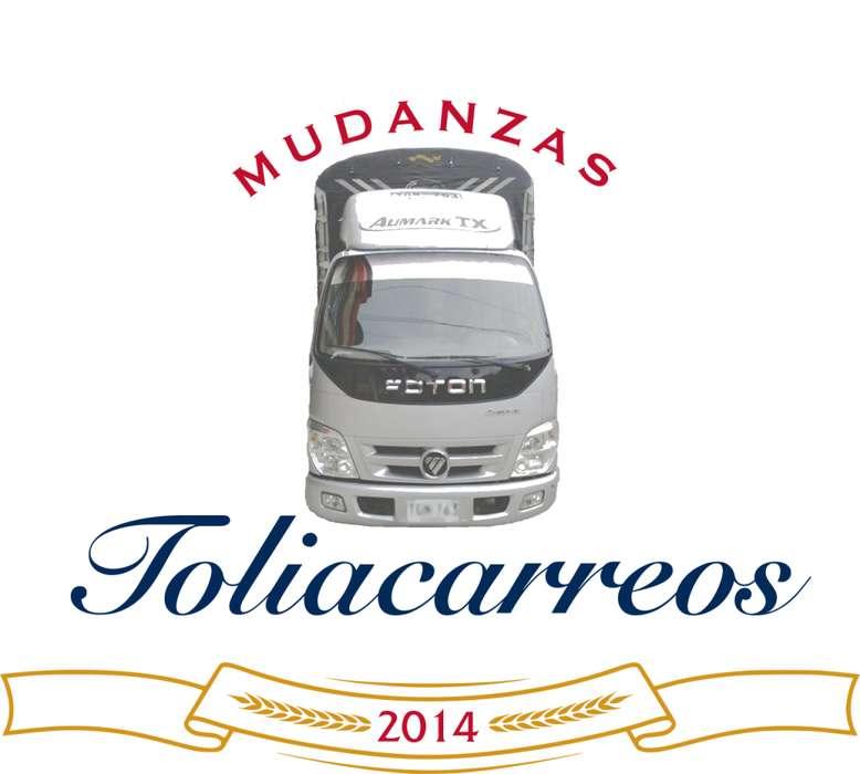 Somos una empresa de Mudanzas transportamos