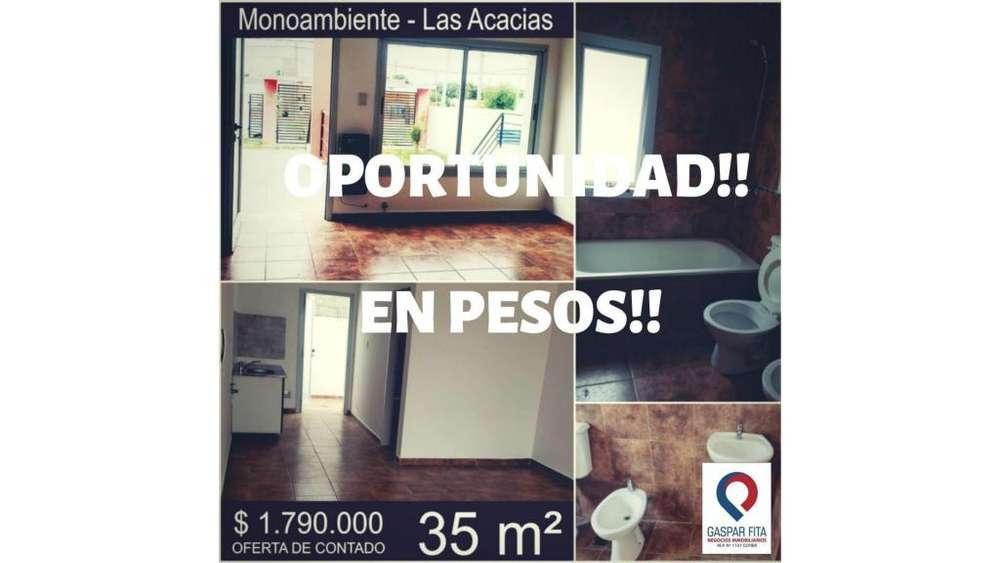 En Venta!! Edificio Las Acacias!! 100 - 1.790.000 - Departamento en Venta