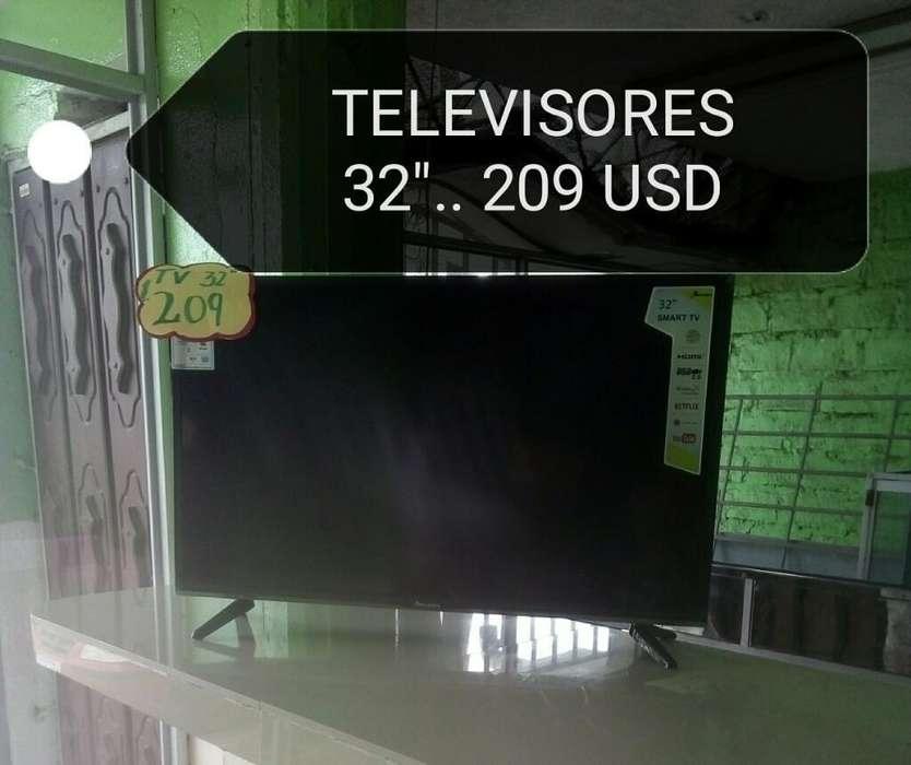 Televisores Riviera 32 Pulgadas