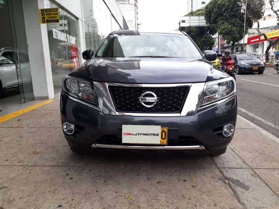 Nissan Pathfinder 2014 - 56500 km