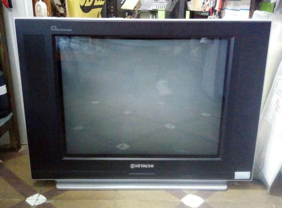 Televisor 21 Pulg con Control