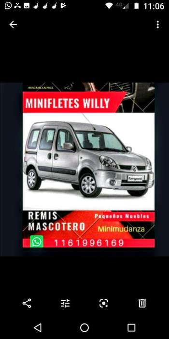 Minifletes Willy