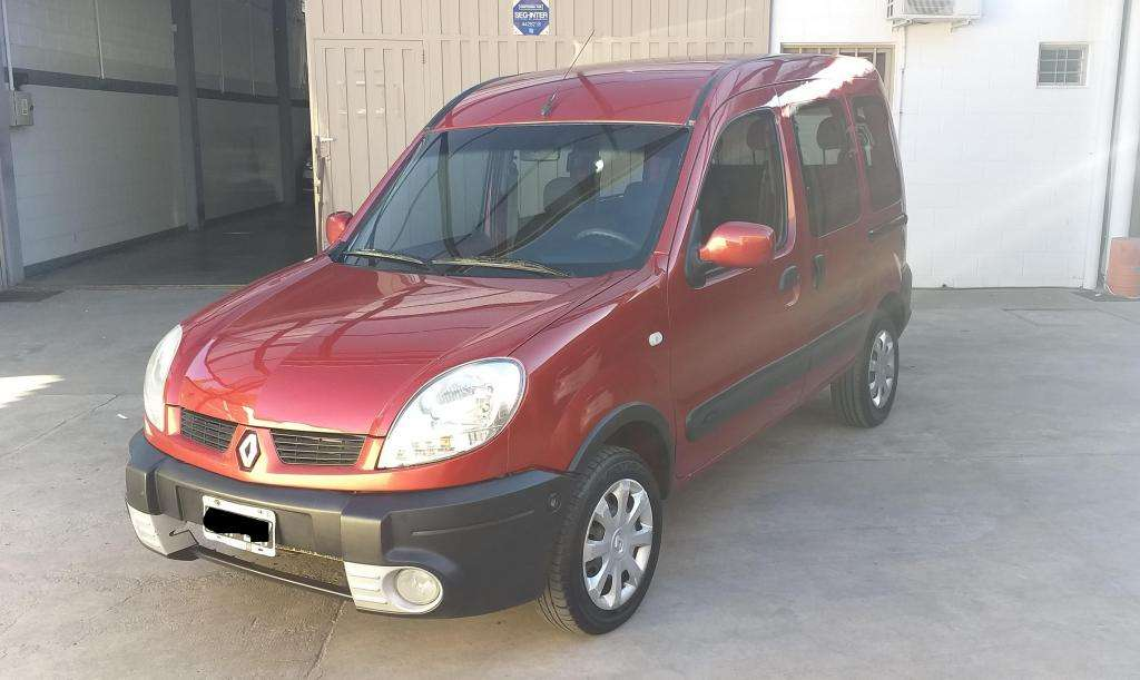 RENAULT KANGOO 1.6 AUTHENT. PLUS 2 PLC MOD 2012