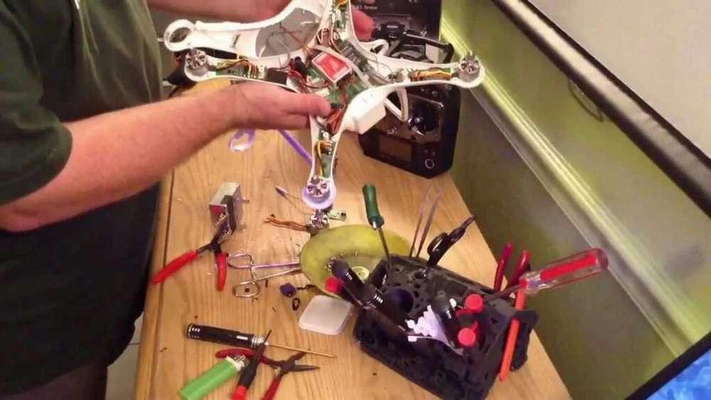Reparacion Drones Y Camaras Go Pro