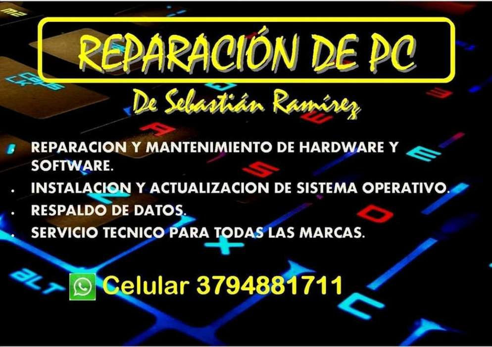 Reparacion de Pc