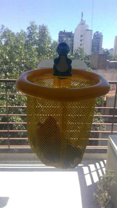 Aro de Basket para baño