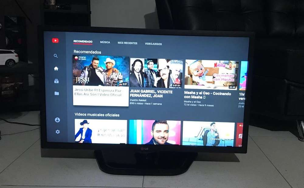 Vendo Tv Smartv de 32 Pg