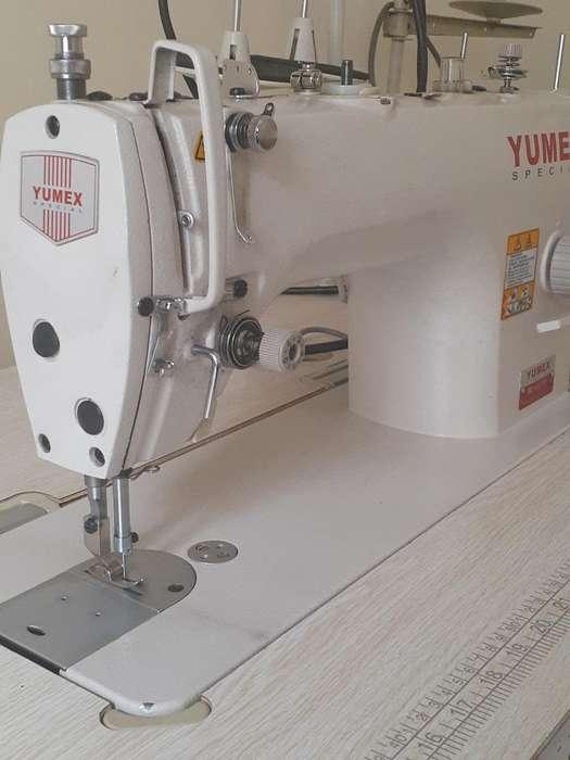 Maquina de Coser - Plana Yumex
