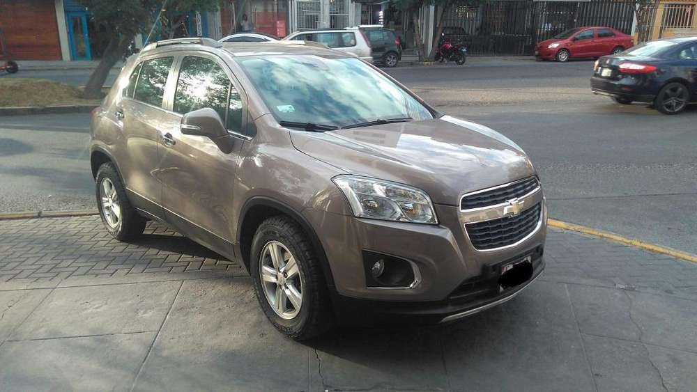 <strong>chevrolet</strong> TRAX 2013 - 52989 km