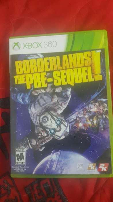 Borderlands Pre Sequel para Xbox 360