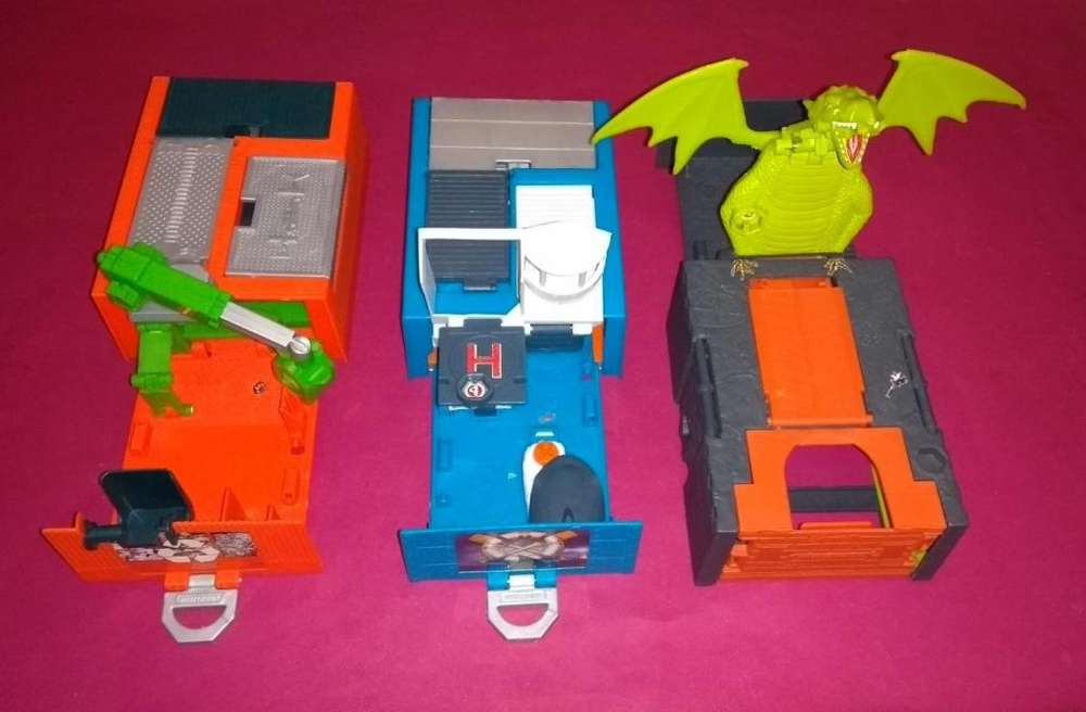 MATCHBOX PLAYSET COLECCION
