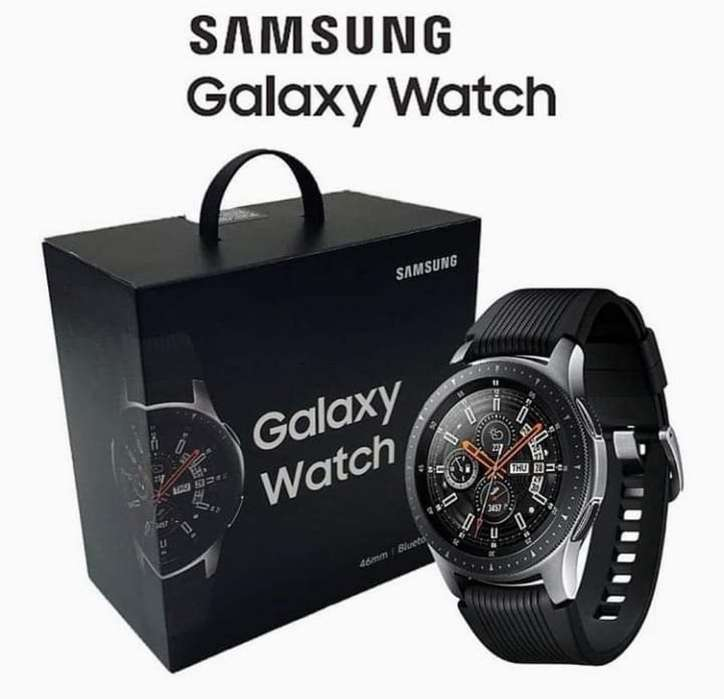 Galaxy Watch 46 Mm Plata