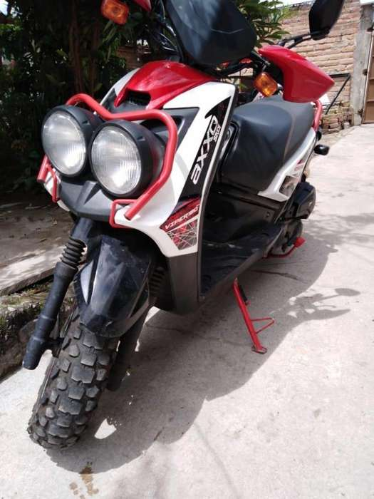 Vendo Moto Axxo Bike AñO 2018