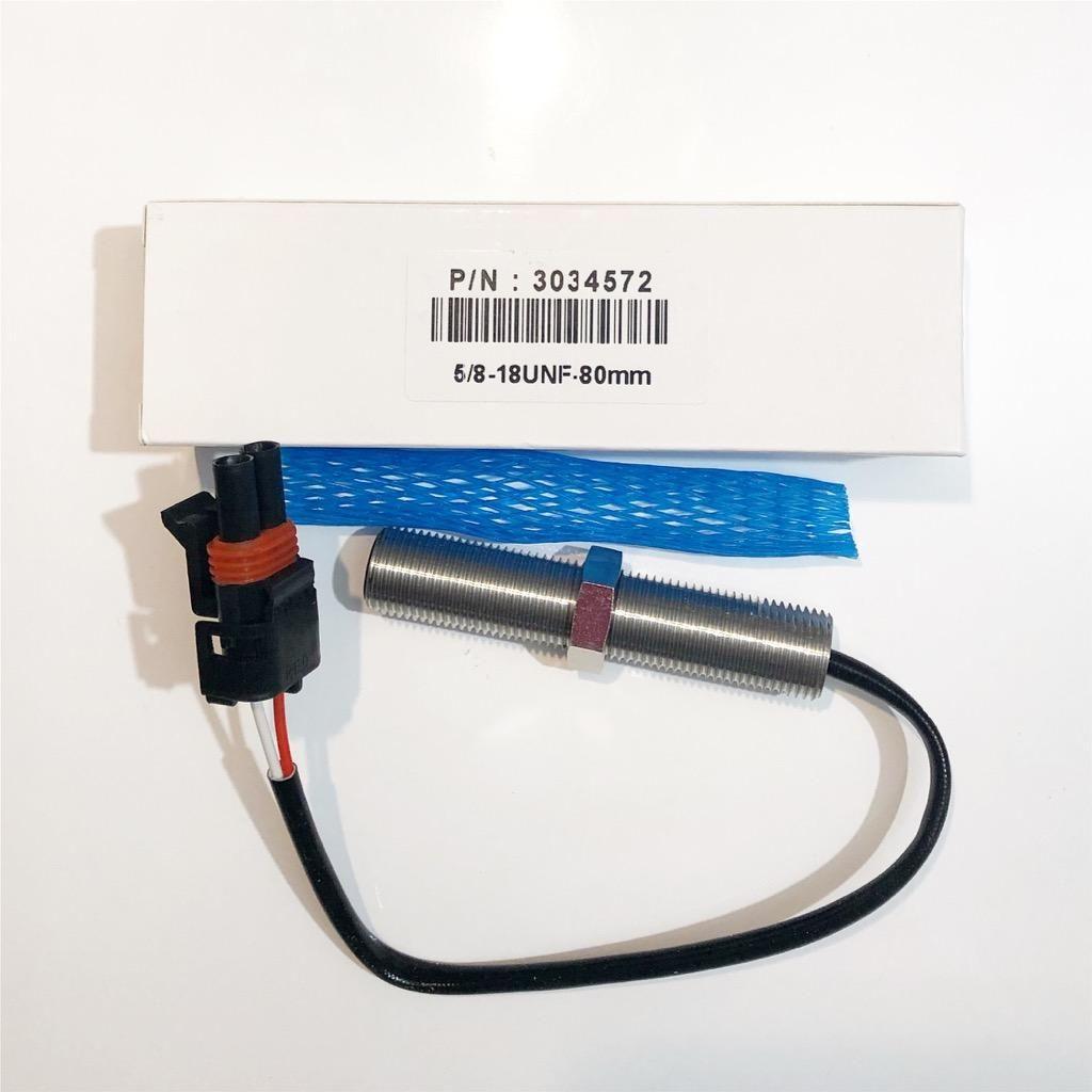 Sensor pickup magnegico para genrador