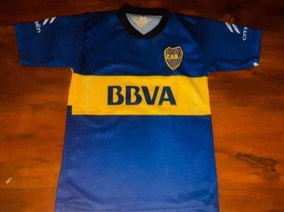 Camiseta Boca Juniors