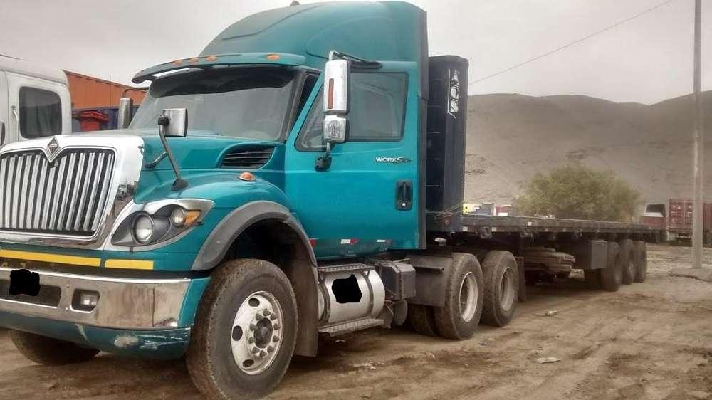 Vendo camion international 7600 en buen estado
