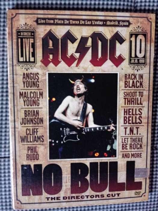 DVD AC DC NO BULL