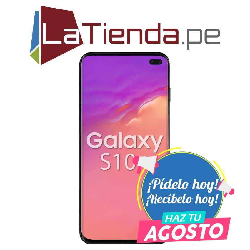 Samsung Galaxy S10 Plus Memoria Ram de 8 GB