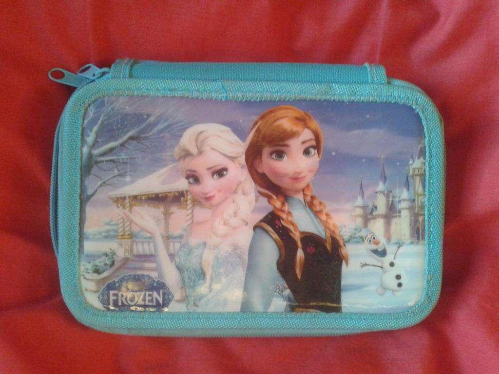 Cartuchera de Frozen