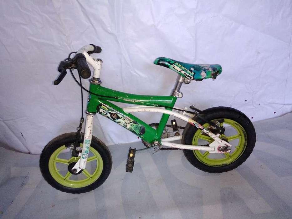 Bicicleta para Niño
