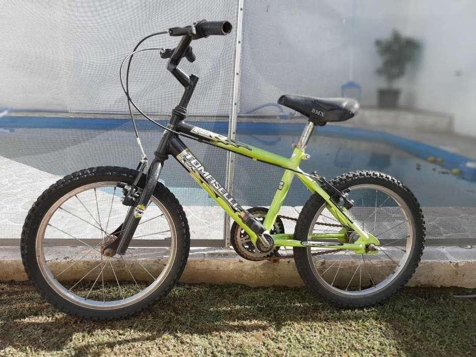 Bici Tomaselli Niño