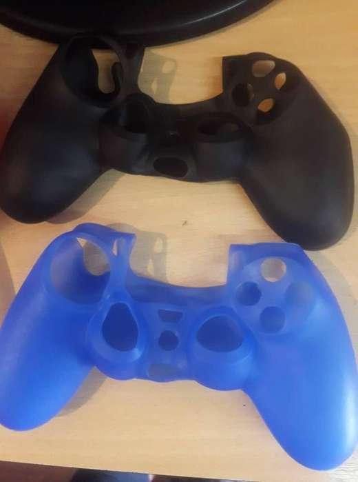 Estuches de Látex Mandos PS4 Varios Colores