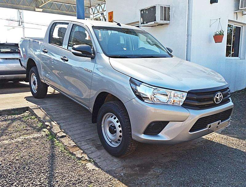 <strong>toyota</strong> Hilux 2018 - 0 km