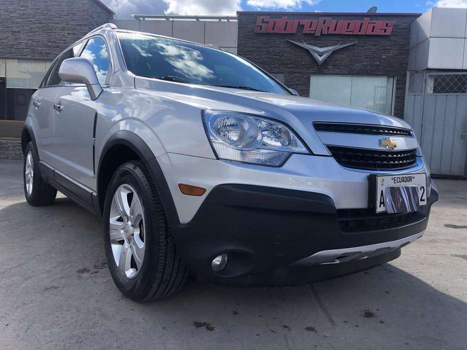 Chevrolet Captiva Sport 2014 - 48200 km
