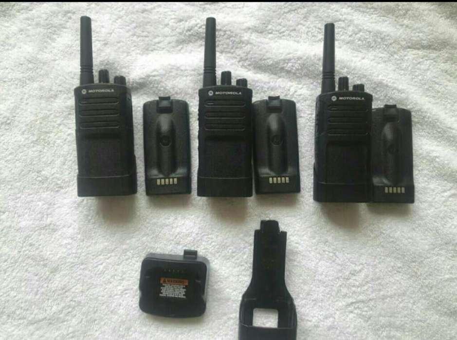 Radios de Alto Alcance