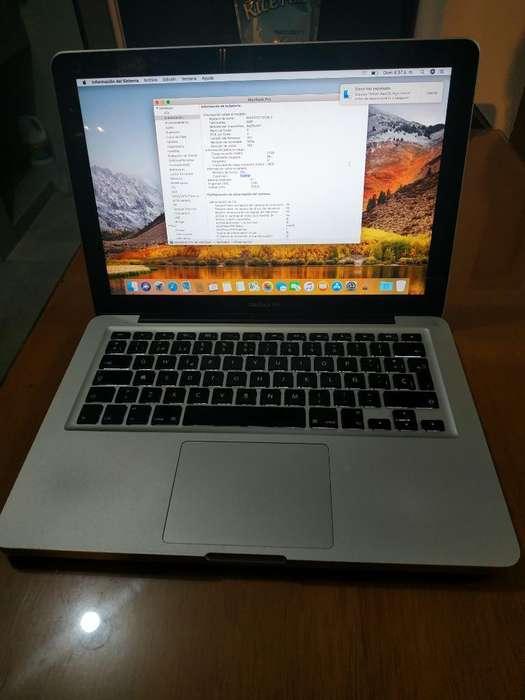 Macbook Pro I5 500 Gb Ssd