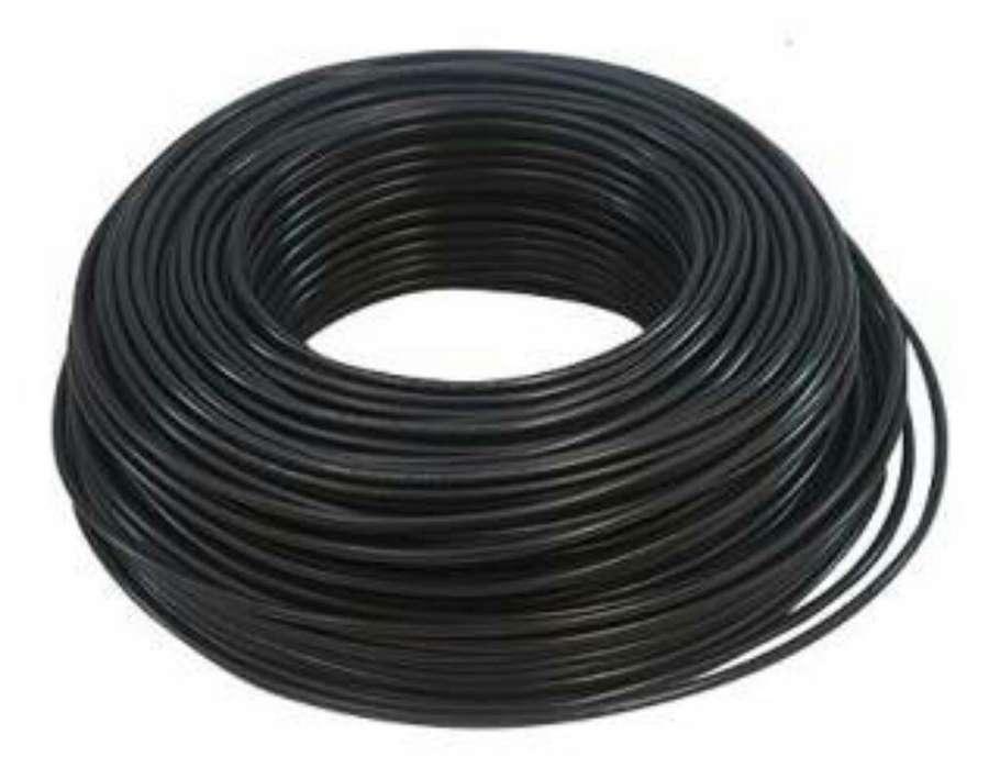 Rollo de Cable 100 Mts de 6 Mm