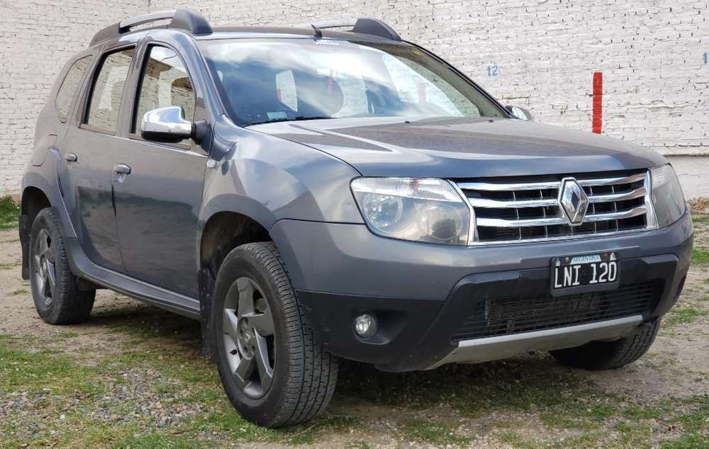 Renault Duster 2012 - 0 km